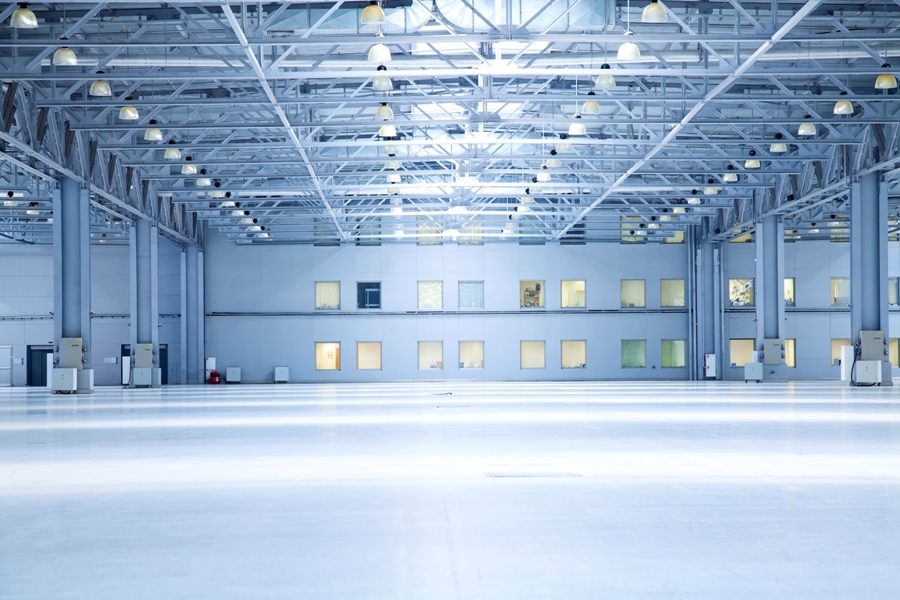 Industrial Warehouse Space Leased by Segal Commercial