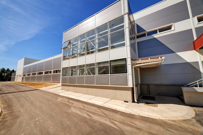 Industrial Building to be converted into creative office
